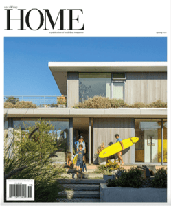 southbay Home magazine Spring 2021 cover LMD Architecture Studio new home design