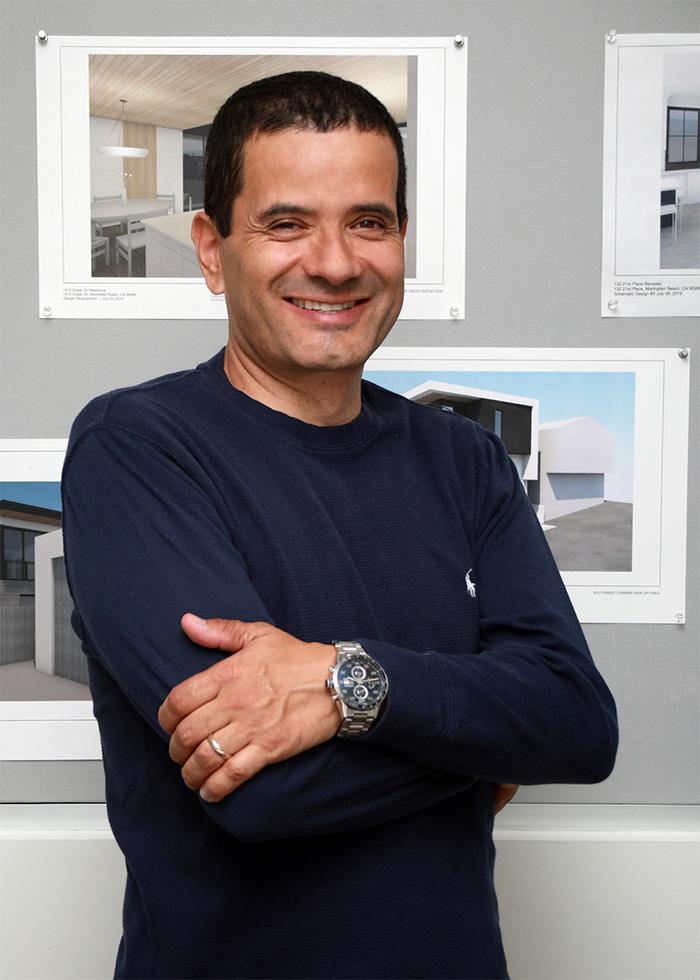 Luis Murillo, AIA