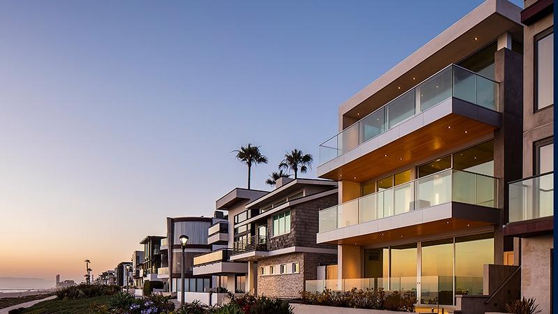 Maximized Views · Modern · Manhattan Beach New Home - LMD Architecture Studio