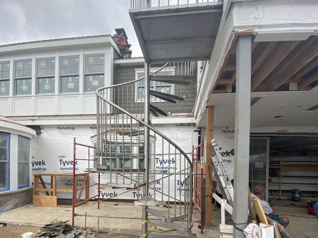 Maple Ave ⋅ El Segundo Work in progress… LMD Architecture Studio