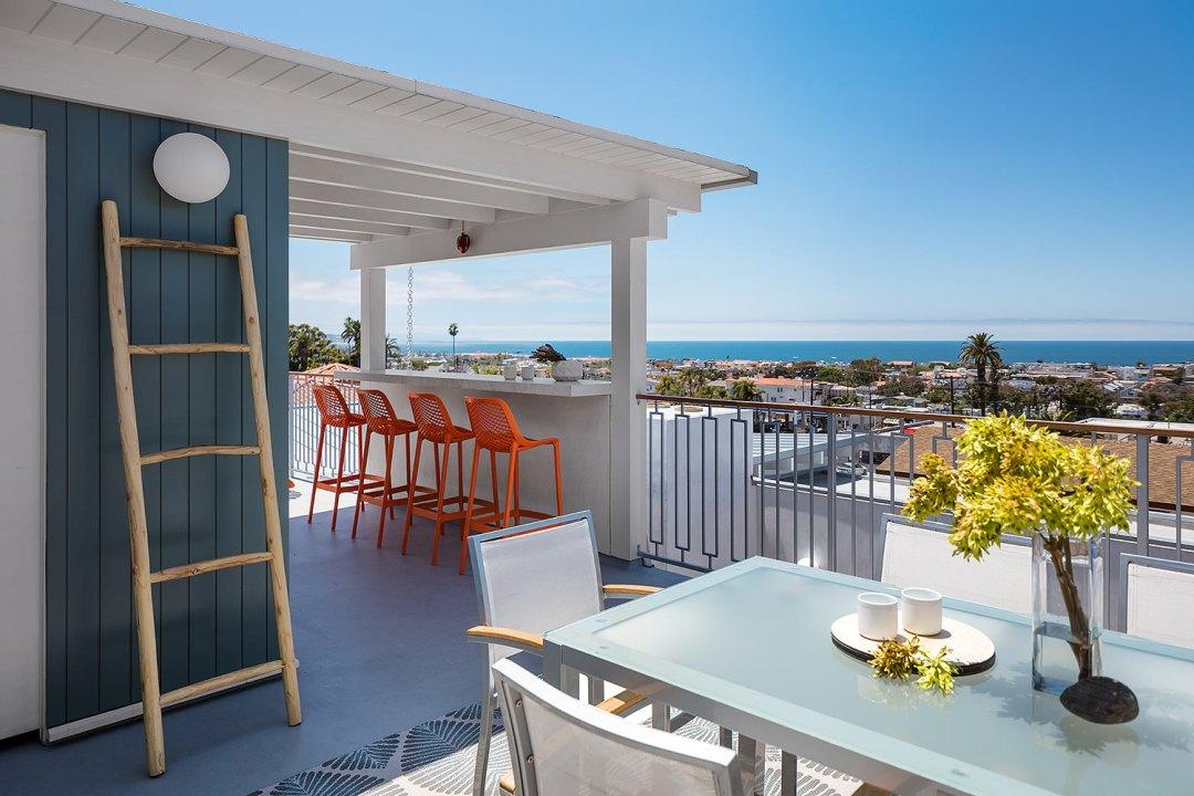 13th St · Hermosa Beach Open Inviting · Mid Century California · Renovation - LMD Architecture Studio