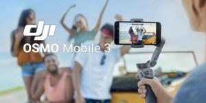 DJI Osmo Mobile 3 test