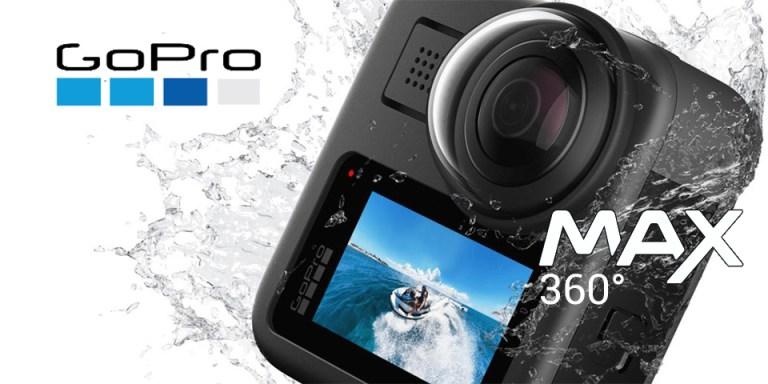 GoPro Max 360