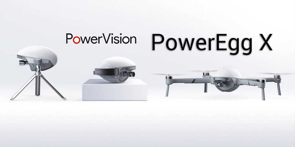 Power Vision PowerEgg X