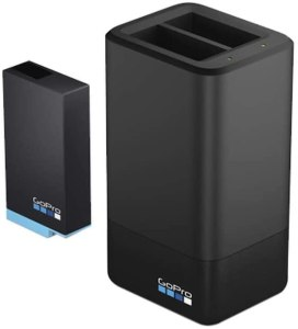 gopro max chargeur batteries