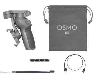 pack stabilisateur OSMO MOBILE 3