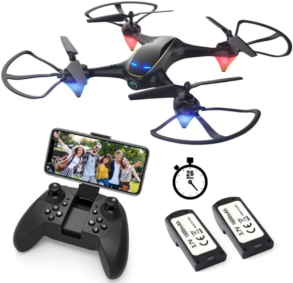 eachine E38 pack