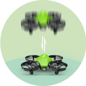 drone Potensic a20 Arrêt d'urgence