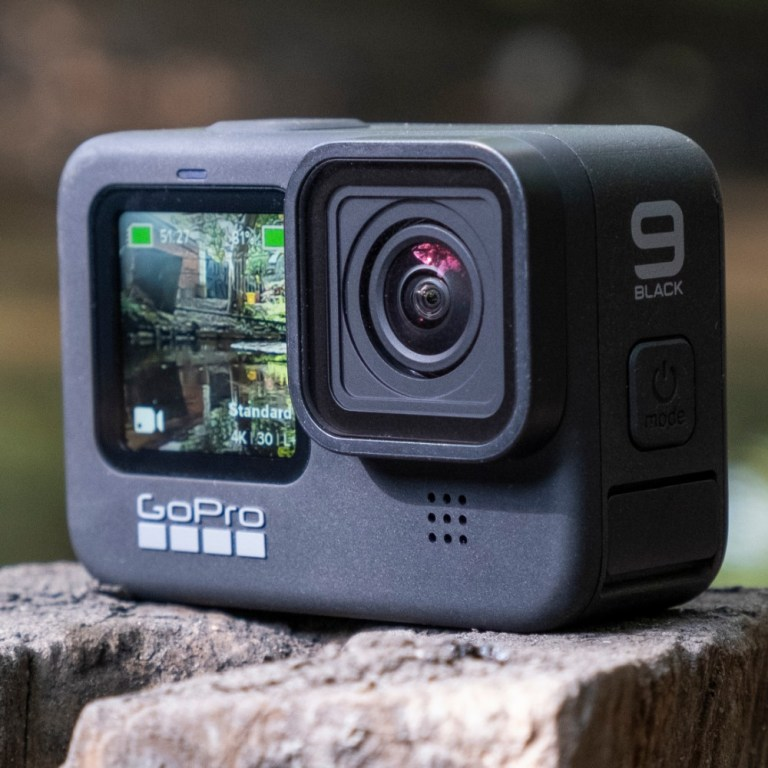 gopro hero9 écran frontal
