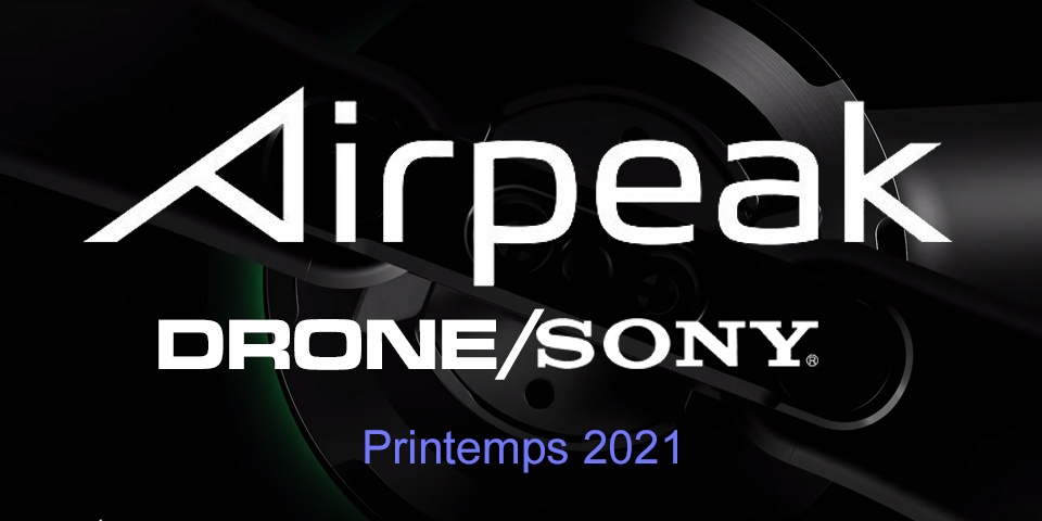 airpeak sony drone