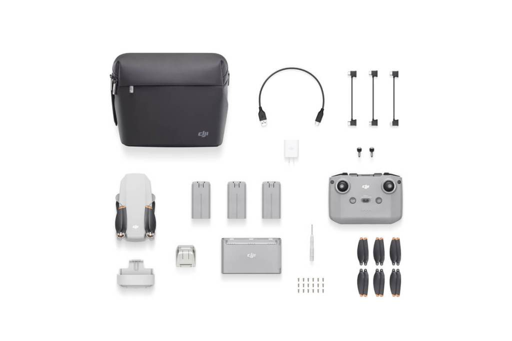 Pack DJI Mini 2 Bundle Fly More