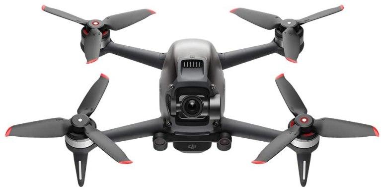 Drone FPV DJI test revue