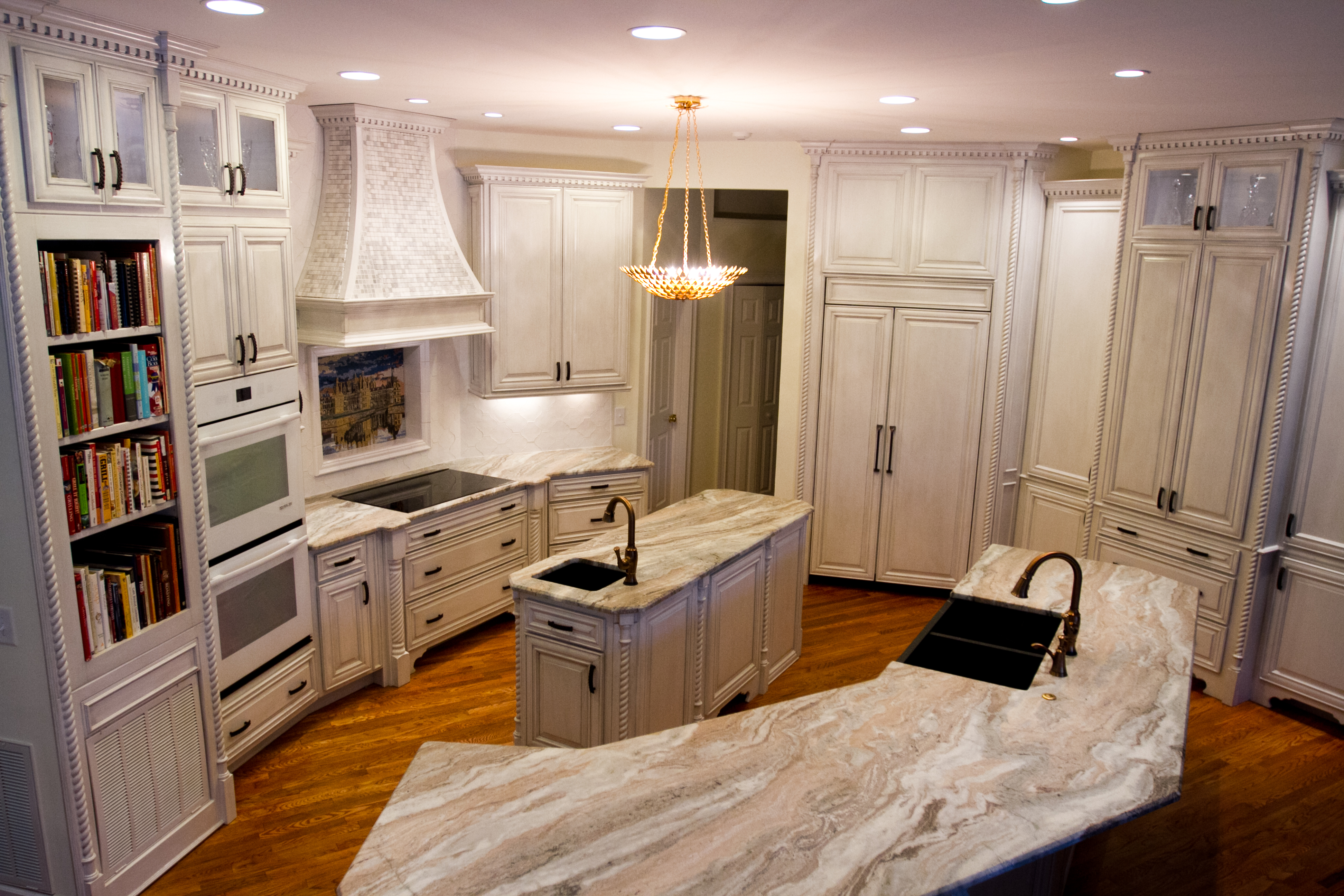 L M Interior Designs   Home Remodeling  Cabinets  Furniture  Renovation Touch of Tuscany