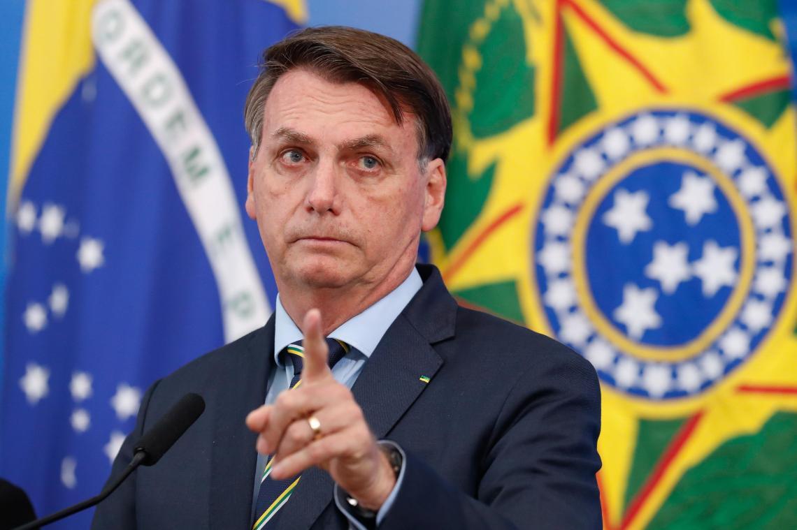 Bolsonaro ironizó sobre las restricciones en Argentina y le salieron al cruce