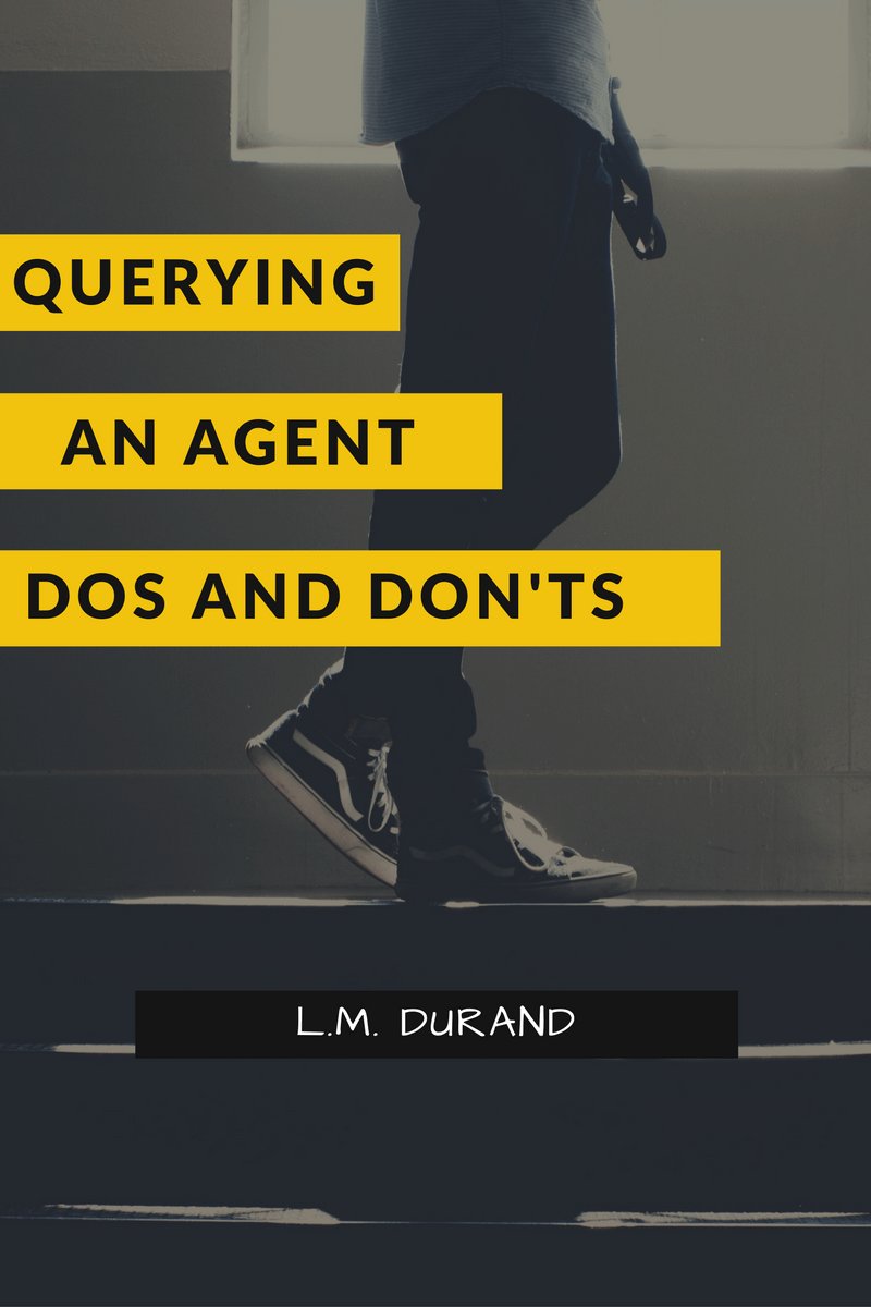 Querying an agent – Dos and Don'ts from the Pros