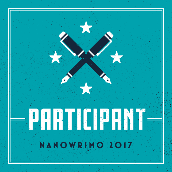 I'm a NaNoWriMo Participant. Will you commit to your writing and join me?