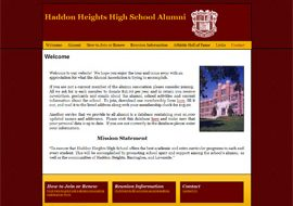 Haddon Heights Alumin