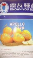 Jual Bibit Melon Apollo F1-Known You Seed