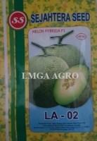 benih buah melon LA-02F1,LMGA AGRO