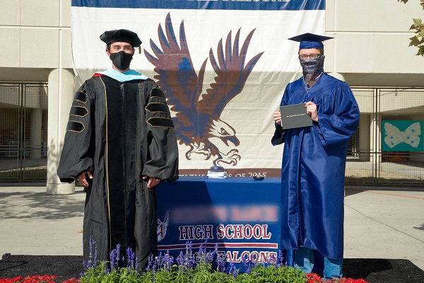 Class of 2020 Covid Graduation