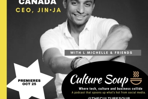 The Culture Soup Podcast: Teaser with Reuben Canada, JinJa