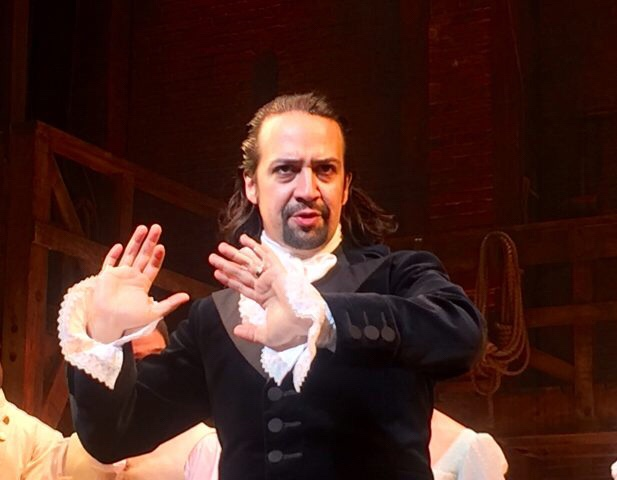 'Hamilton's' Miranda, Music and Mobile Equals Business Marketing Magic)