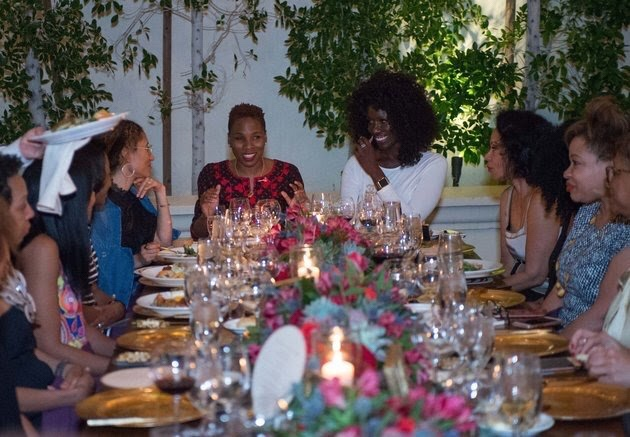 'A Seat At Luvvie's Table' Was An Opportunity For Black Women To Be Reaffirmed
