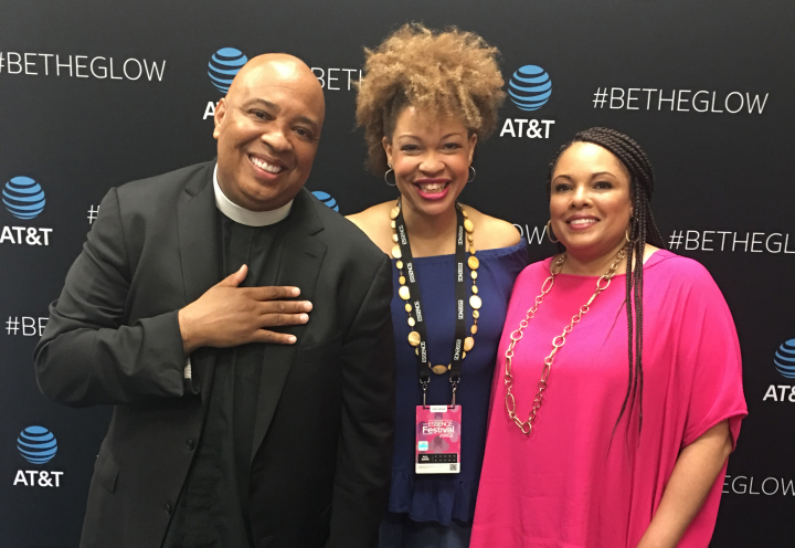 L. Michelle Smith explains why Rev. Run and Justine fit #InspiredMobility