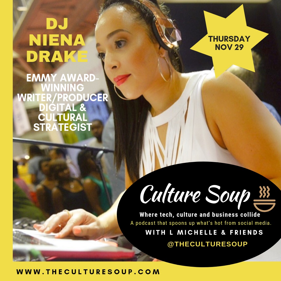 Ep 5: You Go Girl!!–DJ Niena Drake