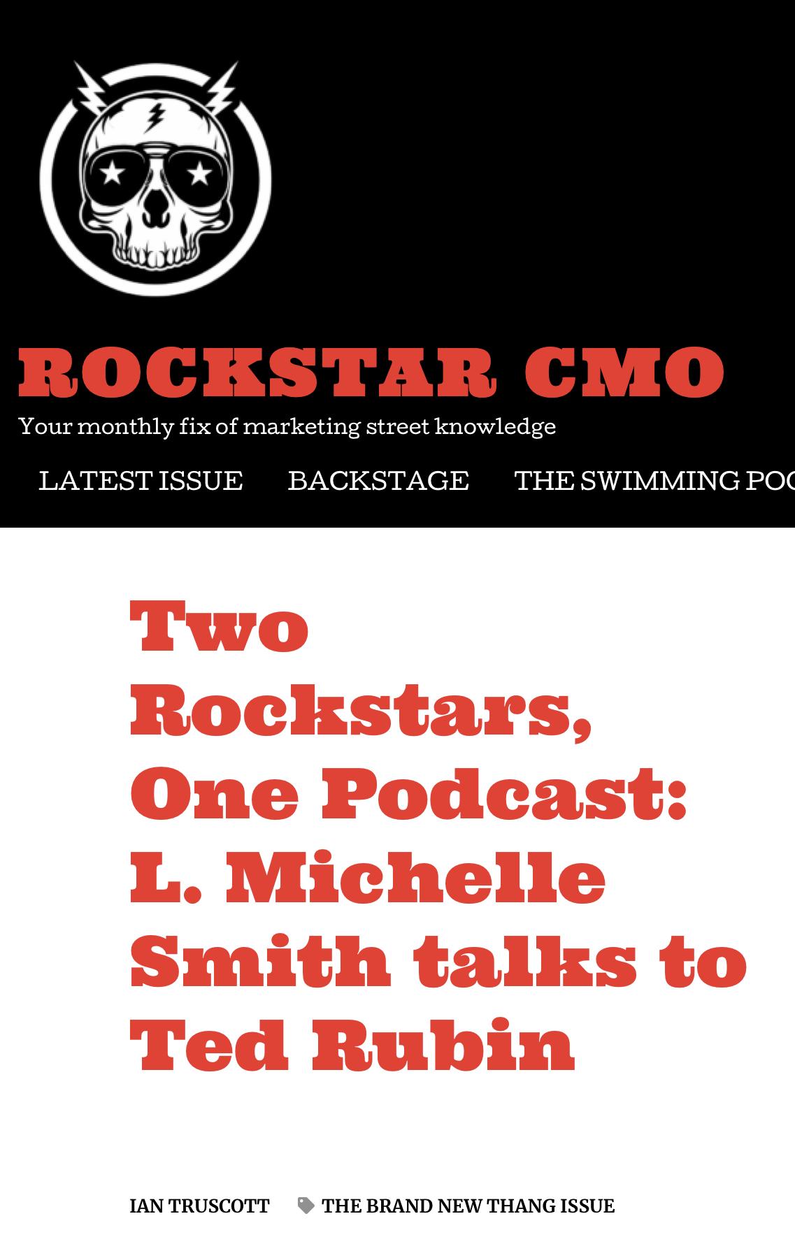Rockstar CMO Reviews TCSP Ep 12