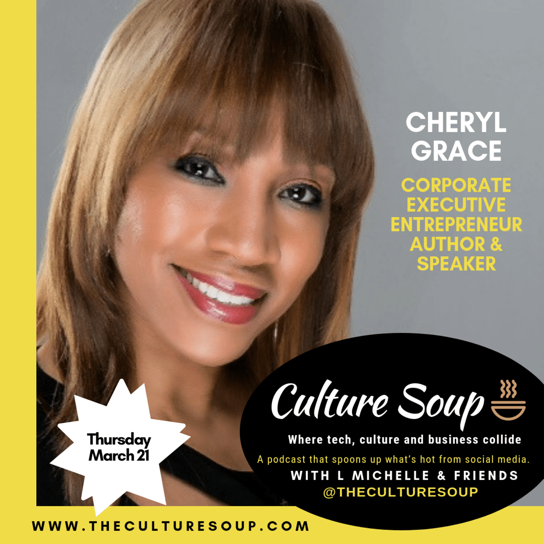 EP 21:  Authentically SHE Pt 3: Cheryl Grace