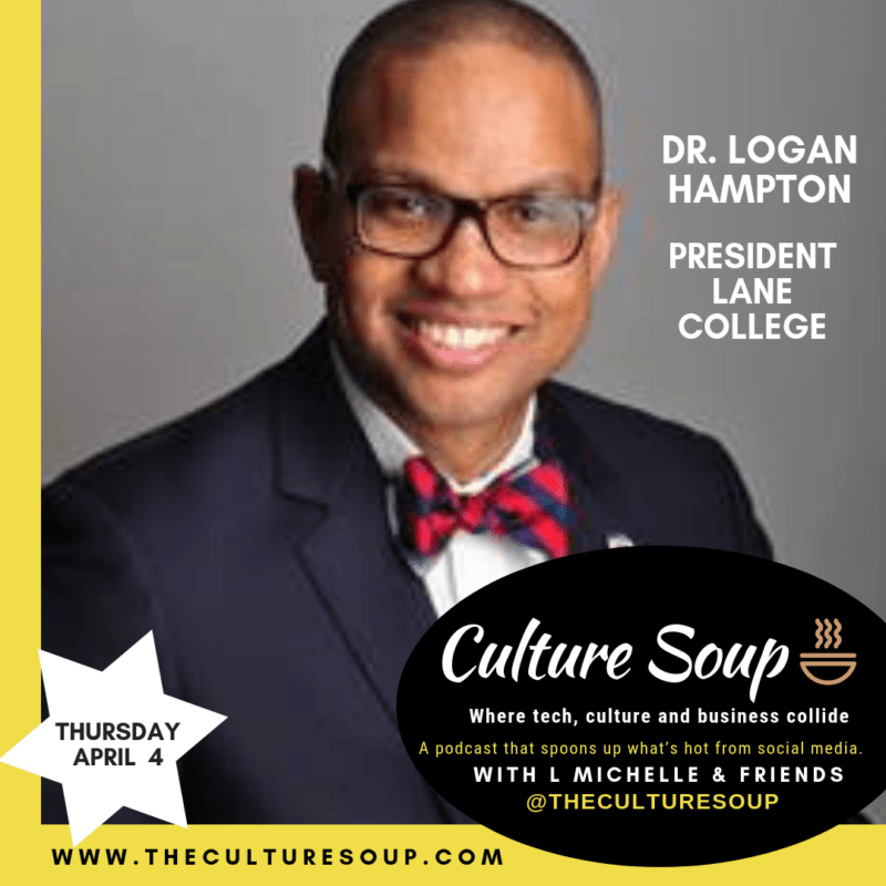 Ep 23 BONUS: HBCUs: A Different World IRL with Dr. Logan Hampton