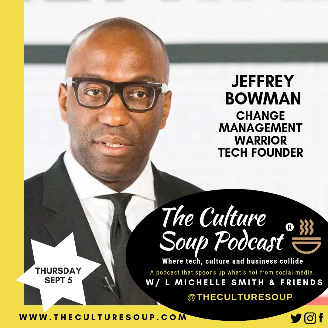 Ep 50: Change Happens from the Inside Out, with Jeffrey L. Bowman