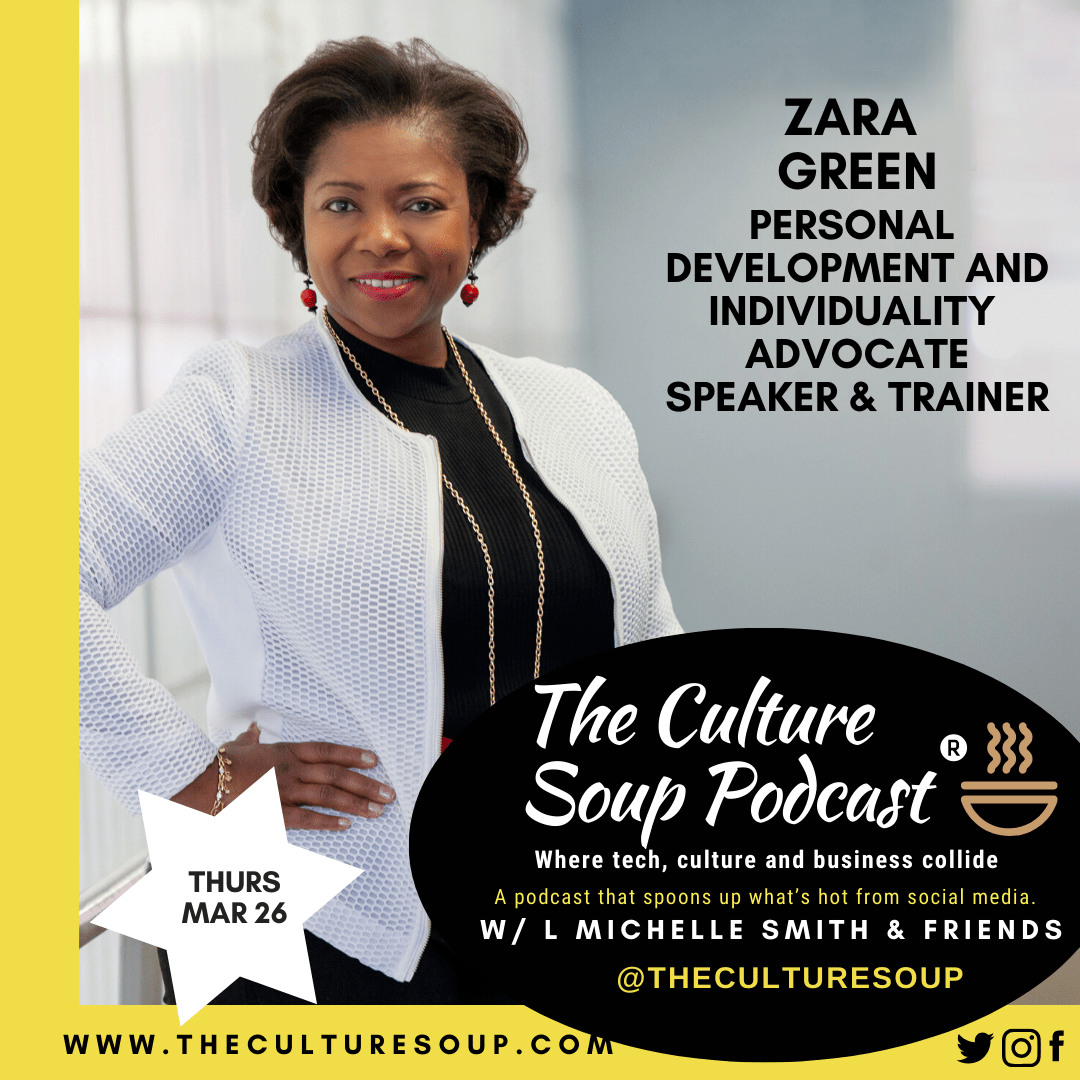 Ep 88: How COVID-19 Is Impacting Your Relationships with Zara Green