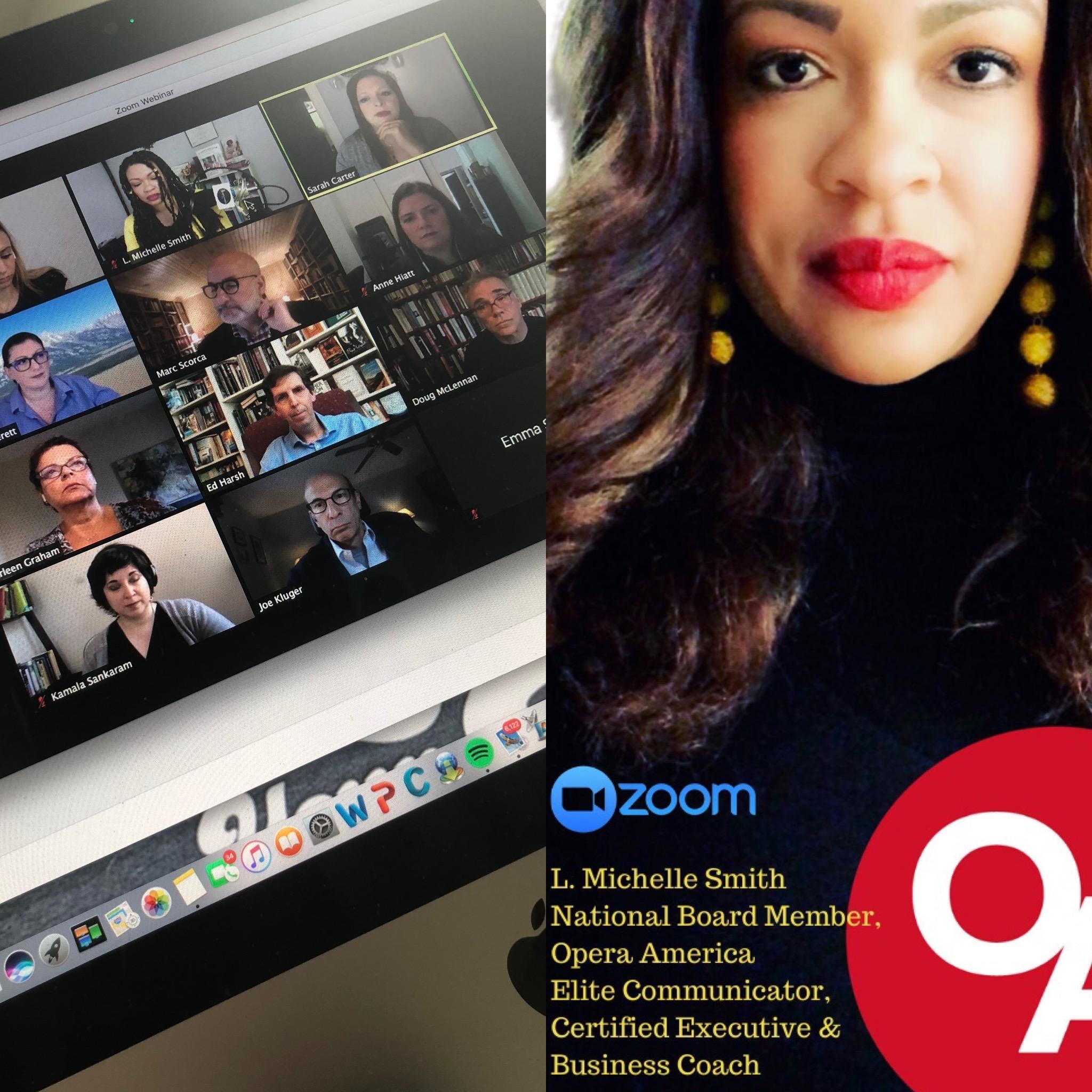 Ep 98: Leading with Tech in Opera, Marc Scorca CEO Opera America et al