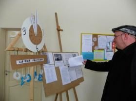 Susitikimas su Algimantu Aleksandravičiumi, Širvintų r. Musninkų A. Petrulio gimnazijoje, 2013-02-11