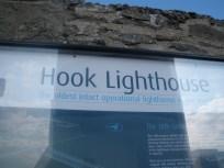 Hook Lighthouse, Ireland.