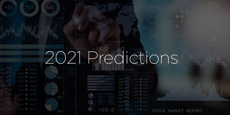 31 Data Science and Analytics Predictions from 24 Experts for 2021
