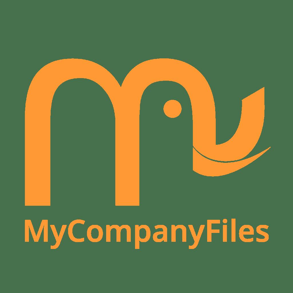 logo mycompanyfiles - lmk via conseil
