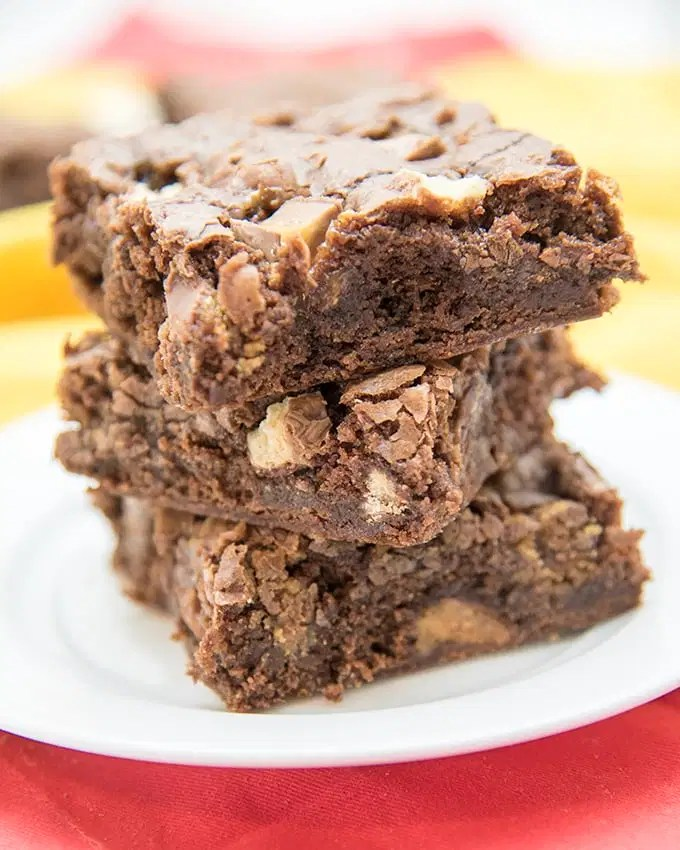 Jazz Up Boxed Brownies