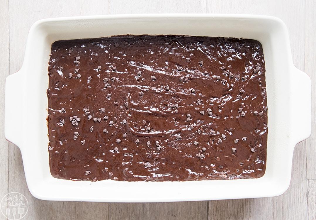 Homemade Chocolate Brownie Recipe