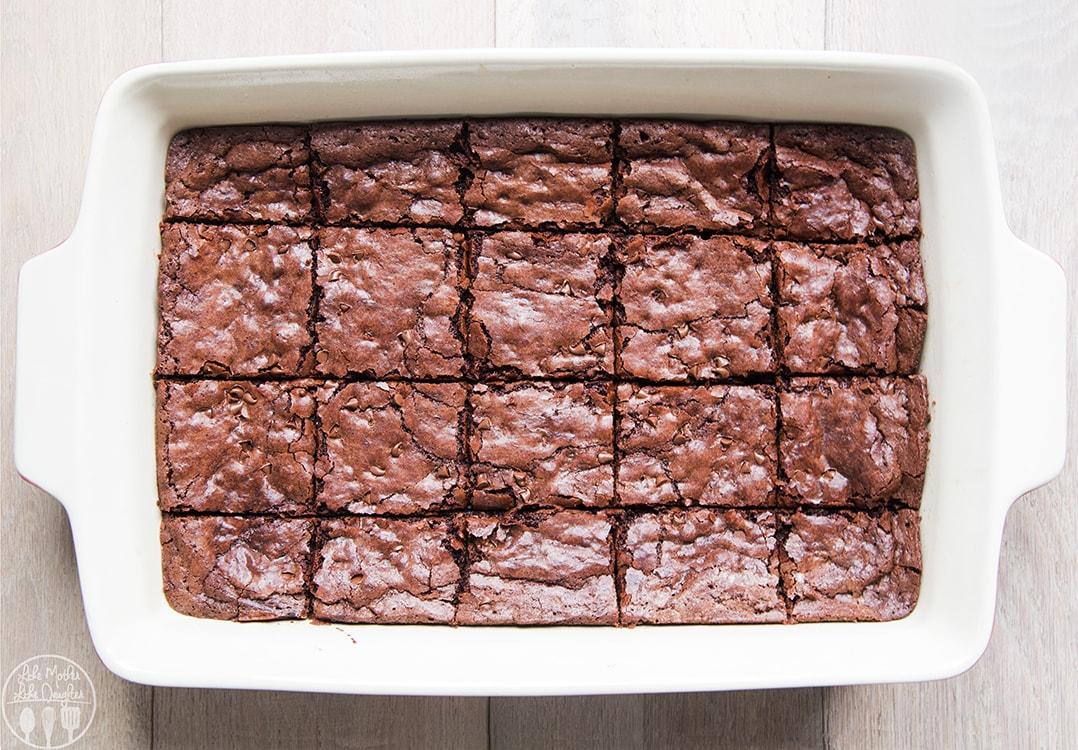Double Chocolate Brownie Recipe