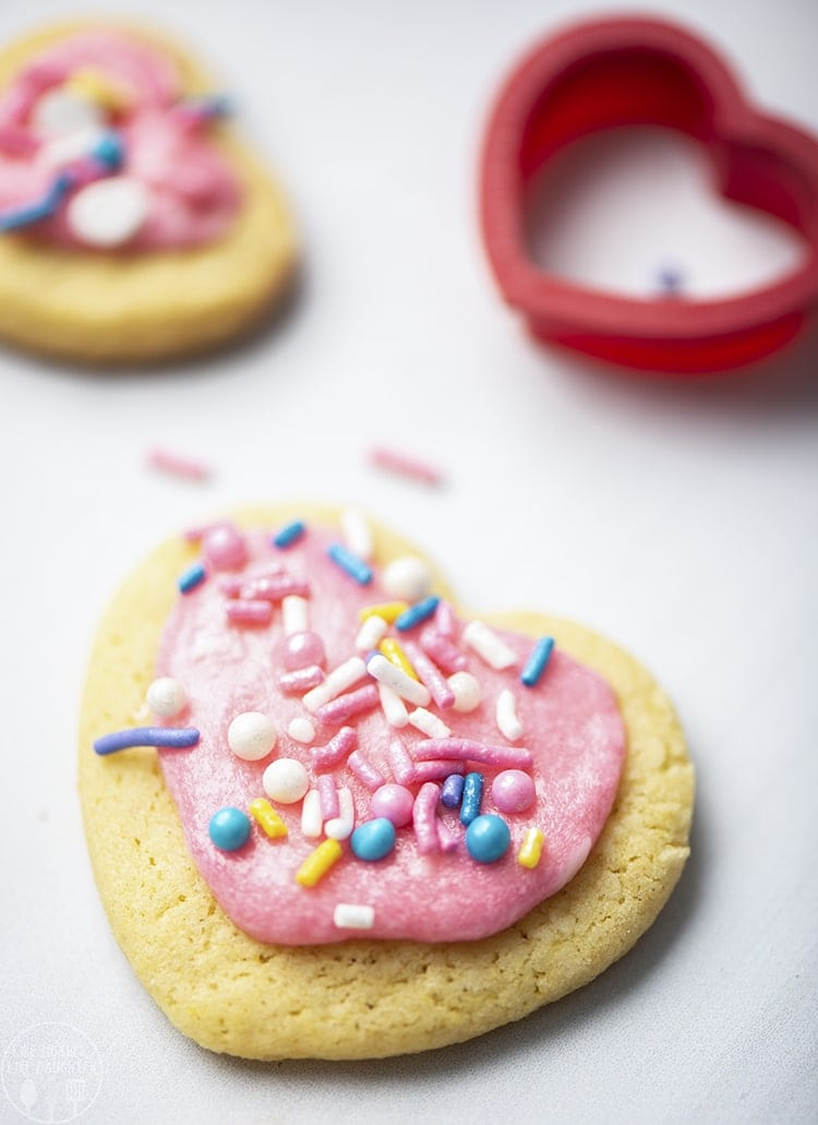 Sugar Cookies For Two Like Mother Like Daughter