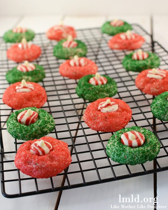 Candy Cane Blossoms