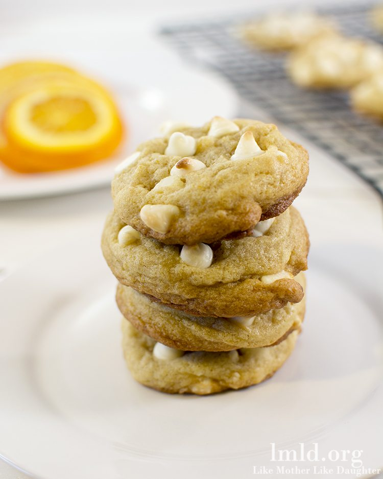 Creamsicle Cookies