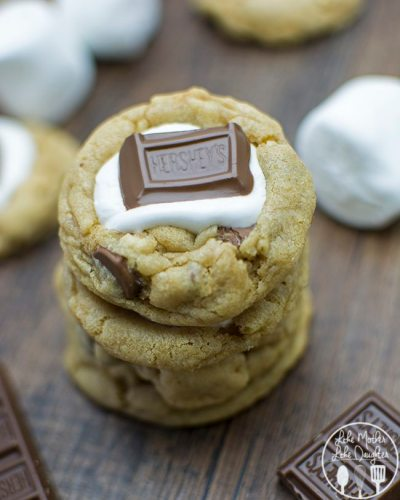 smores cookies 2