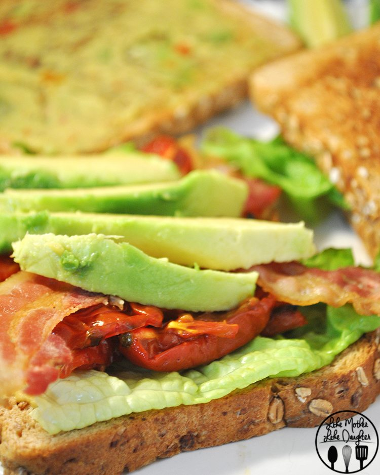 Roasted Tomato BLAT5