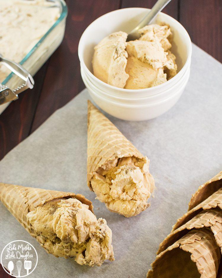 pumpkin pie icecream 3