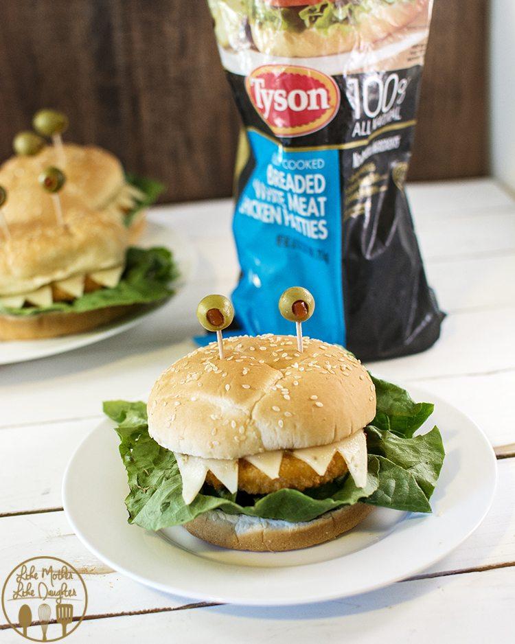 chicken sandwich monsters 2