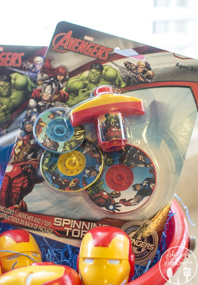 avengers easter basket 5